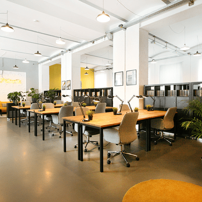 Business Living Coworking Space