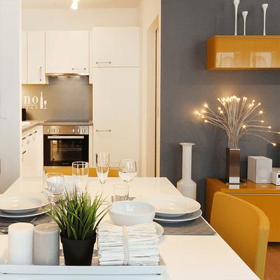 TIny Living Küche und Essen