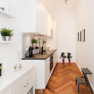 Tiny Living kleine Küche