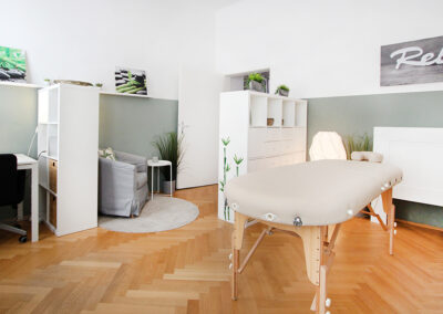 Patricia Rieder Business Living Massage Praxis