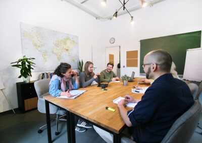 Patricia Rieder Community Living Co-Working Space