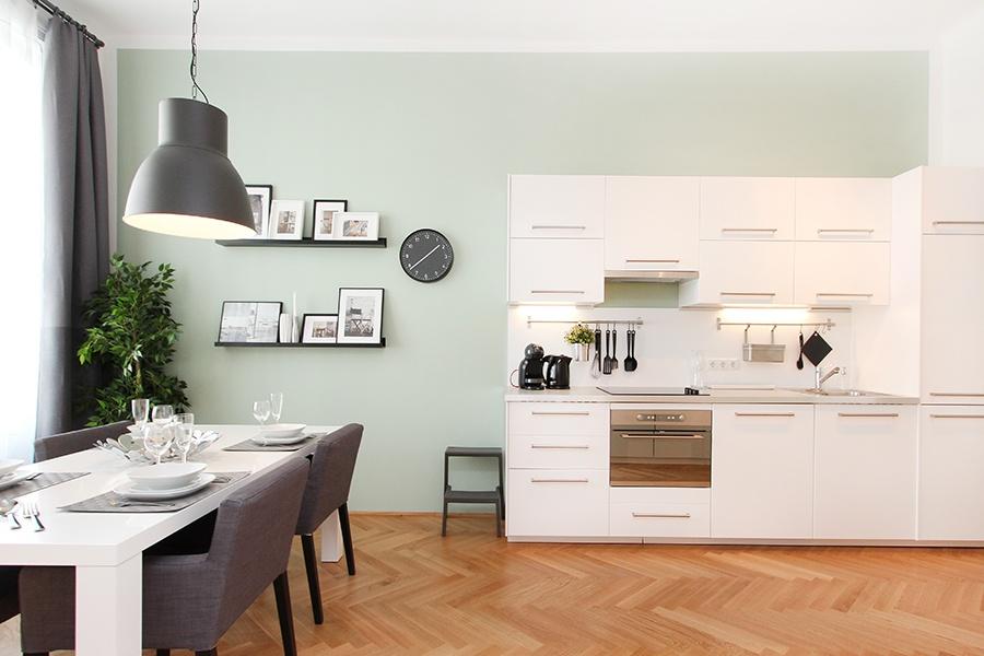 Patricia Rieder Interior Design Küche und Essen