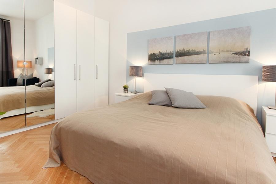 Patricia Rieder Interior Design Schlafzimmer